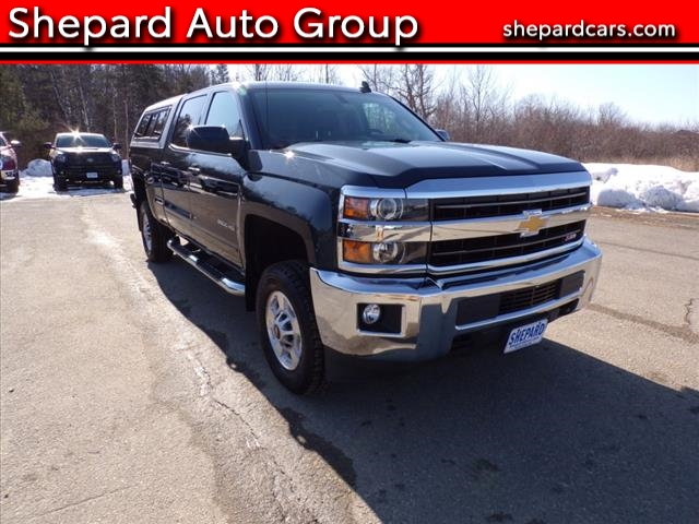 Pre-Owned 2019 Chevrolet Silverado 2500HD LT