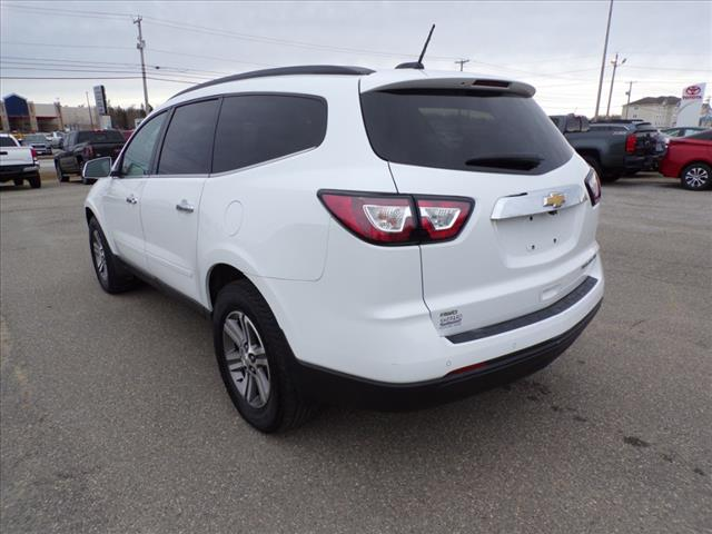 Pre-Owned 2016 Chevrolet Traverse 2LT 2LT