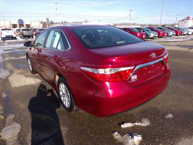 Pre-Owned 2016 Toyota Camry LE