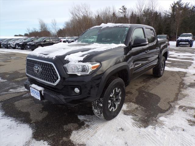 Pre-Owned 2019 Toyota Tacoma TRD Offroad V6