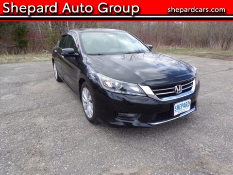 Pre-Owned 2015 Honda Accord EX-L w/Navigation