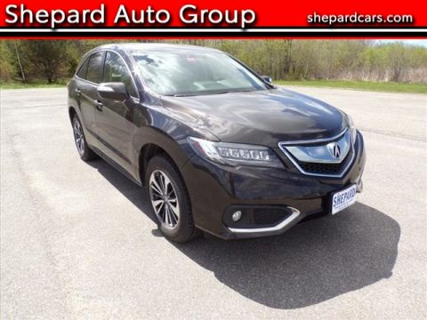Pre-Owned 2017 Acura RDX Advance Package SH-AWD